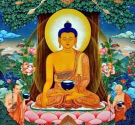 Buda Sakyamuni.