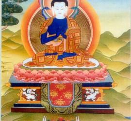 Buda Rey de los Nagas.